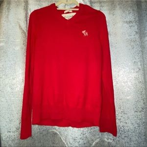 3/$25 Abercrombie & Fitch pullover sweater Medium